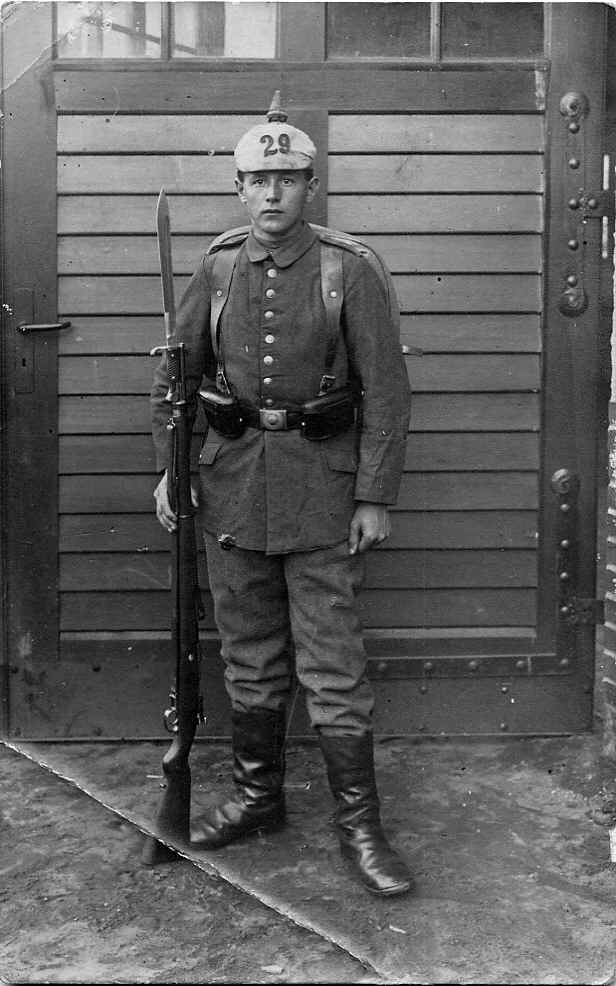 Image result for german soldier with butcher bayonet